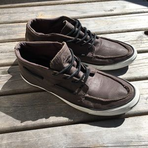 Converse Jack Purcell Boat Shoe Taupe/Grey